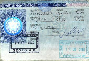Georgian Visa