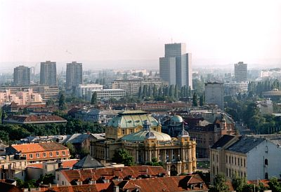 Zagreb: Old and new in Croatia's capital