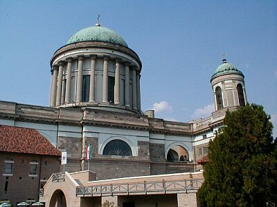 The Basilica of Esztergom