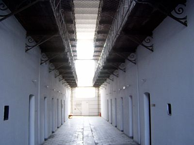 Sighet: Inside the old high security prison