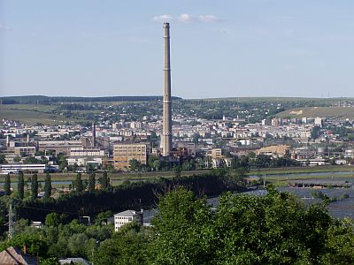 Suceava has suffered a lot from industry