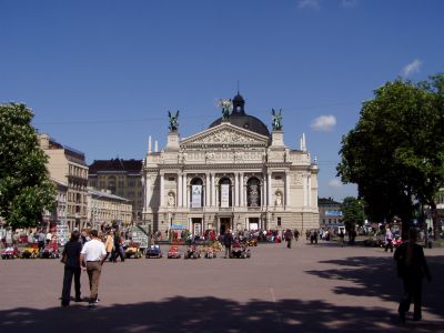 The opera of L'viv