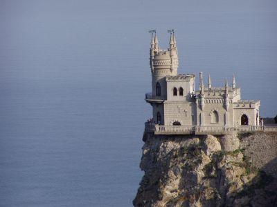 Swallow's nest near Yalta
